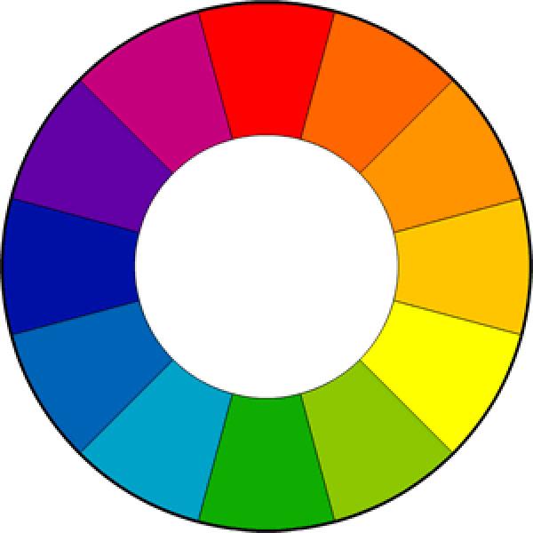 Цвет в оформлении интерьера