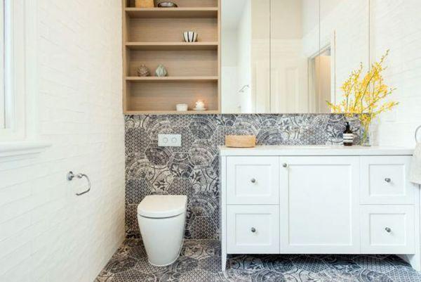 ванной комнаты. Интерьер ванной фото