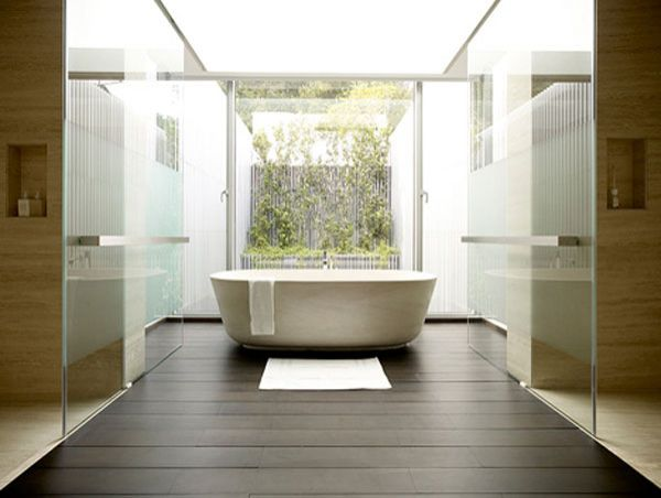 Bathroom Design Ideas Modern Bathrooms Designs in Retro